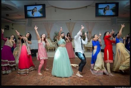 Bollywood Performance