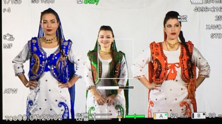 Bhangra Music Video