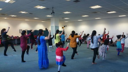 Kathak Workshop