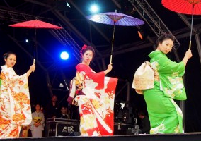 Traditional Japanese Dance (Nihon Buyo)
