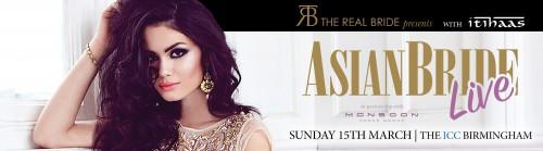 asian bride 2015 birmingham