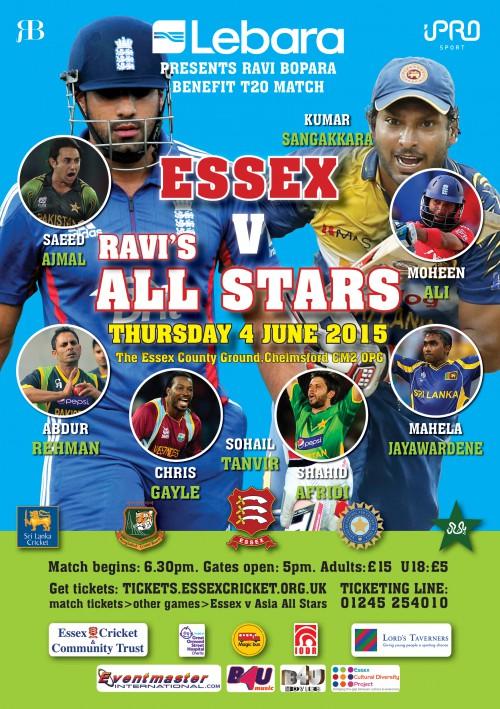 Lebara Cricket A5 Leaflet