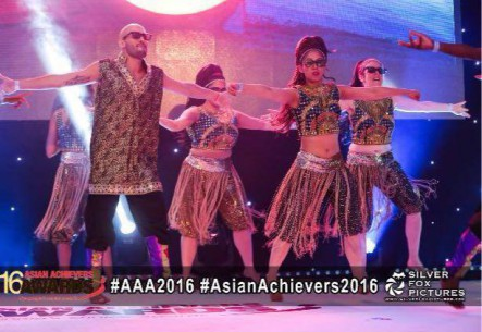 Asian Achievers Awards 2016
