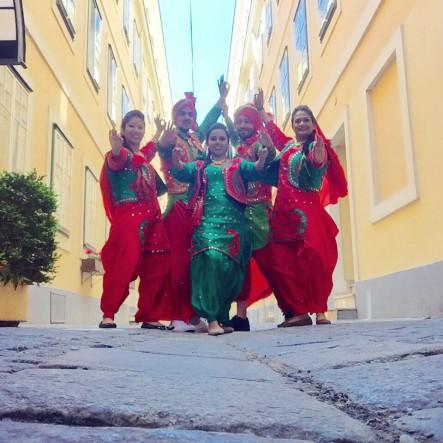 Bhangra Dance Vienna