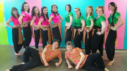 Bollywood Company City Academy