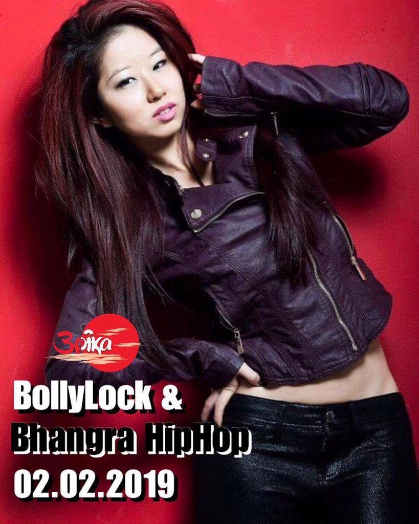 Bolly-Lock & Bhangra Hiphop Workshop